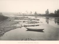 Scene on the Aroostook River - Ashland, c. 1890