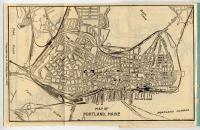 Street guide of Portland, 1928