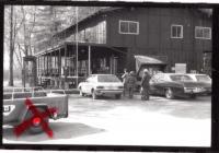 Town Office, Frye Island,  ca. 1970