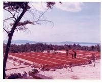 Community Center, Frye Island, ca. 1970