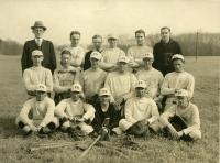 Farmington Normal School baseball Team, 1926