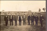 Houlton Fair officials, 1914