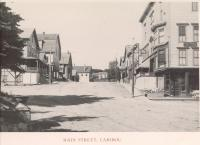 Main Street, Caribou, ca. 1895
