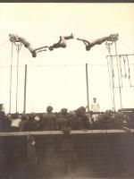 Acrobatic act, Houlton Fair, 1914