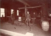 Taber Blacksmith Shop