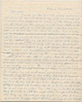 Lydia Patterson letter to mother, June 28, 1843