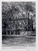Wadsworth-Longfellow House, Portland, ca. 1910