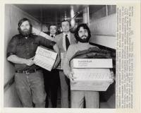 Nuclear referendum petitions, Augusta, 1980