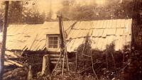 Exterior, Camp Caribou, 1889