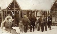 Camp St. Croix, Houlton, 1899