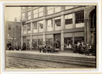 J.R. Libby Department Store, Portland, ca. 1912