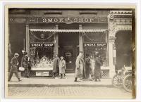 Smoke Shop, Portland, ca. 1912