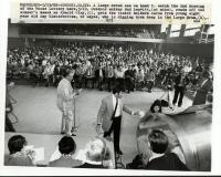 Moose lottery, Augusta, 1982
