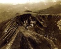 Holmberg Aerial Survey, Katahdin, 1937