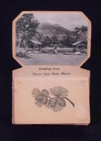 1941 Baxter State Park calendar