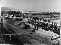 Autoracing in the early 1900s