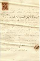 Notice about bounty money, Mar. 28, 1864