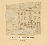 Wadsworth-Longfellow House, Portland, 1821