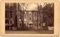 Wadsworth-Longfellow House, Congress Street, Portland, ca. 1890