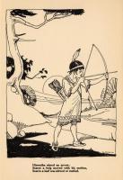 Hiawatha Story Card 10