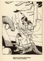 Hiawatha Story Card 12