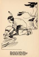 Hiawatha Story Card 20