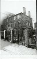 Wadsworth-Longfellow House, 1982