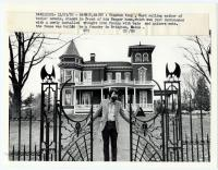 Stephen King, Bangor, 1982