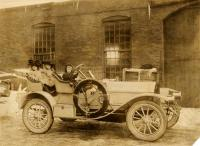 1909 Knox Touring Car, Portland Company, ca. 1909