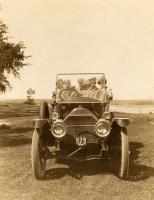 Knox Touring Car, Portland Company, ca. 1909