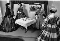 Dresses, 1860s