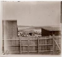 Stockade, Fort Long, Kittery Navy Yard, 1898