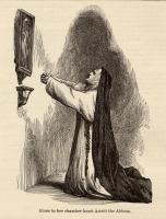 Poem 'The Saga of King Olaf' illustration, ca. 1880