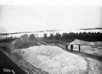 Houlton Round House Ruins, Feb. 19, 1903