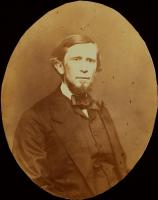 Rev. George Leon Walker, Portland, ca. 1870