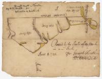 Map of Brunswick, 1725