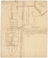 Plan of Land at Brunswick Narrows, 1741