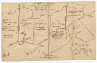 Map of Harpswell, 1771