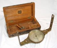 Surveyor's Vernier Compass, c. 1840