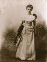 Elise Fellows White, Skowhegan, ca. 1910