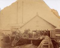 Lumber Mill, Houlton, Maine, c. 1910