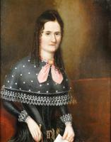 Portrait of Mary Merrill Thompson, ca. 1850