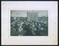 Miss Allen's Room, Brunswick, 1909
