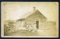 Frost District School, Brunswick, ca. 1880