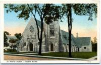St. Mary's church, Augusta, ca. 1900