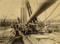 The Deck of the Steamer Ripogenus