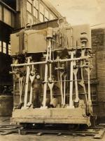 900 Horsepower Engine for the East Hampton, ca. 1913