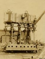 The Engine from the Charles P. Greenbough, ca. 1913