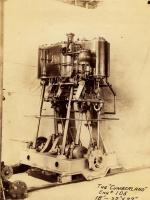 Engine for The Cumberland, Portland Company, ca. 1910