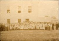 Children's Day, Houlton Grange, 1904